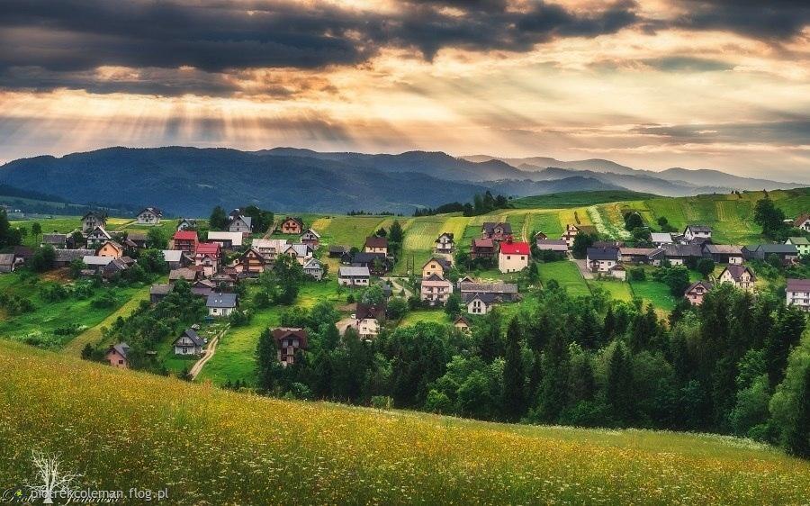 Polska wieś...