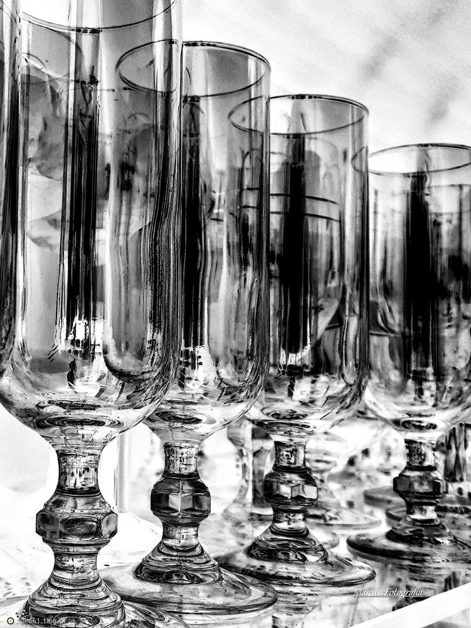 glass...
