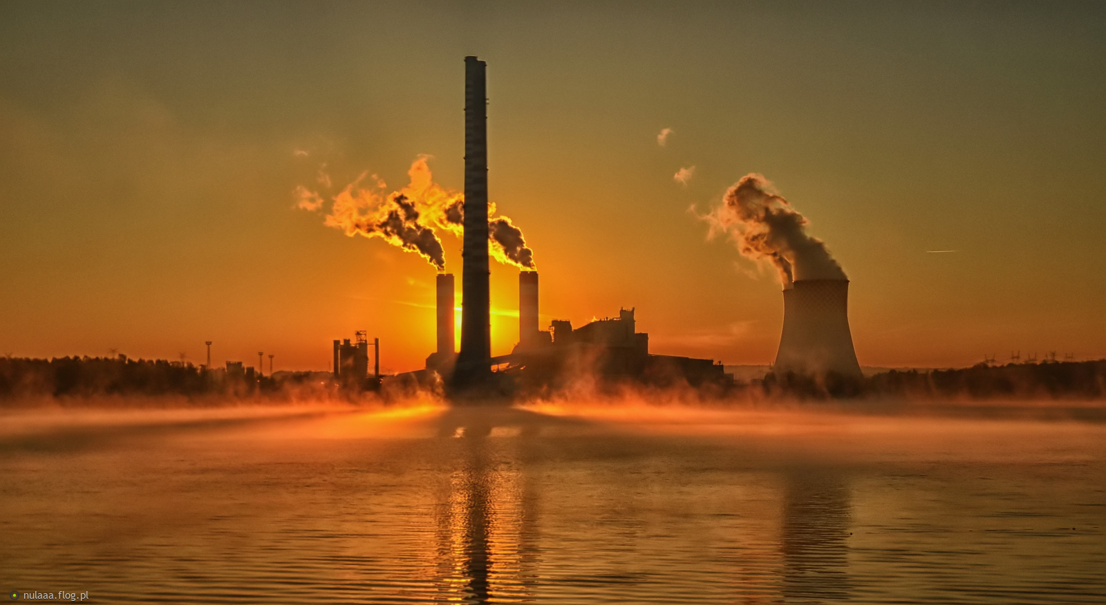 W podziękowaniu za miłą dedykację:) Dużo radości na dzisiaj:))) Wschód industrialny:)))