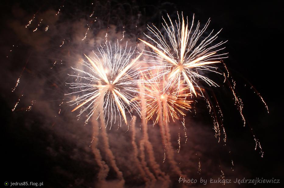 Magic Fireshow Będzin 2017