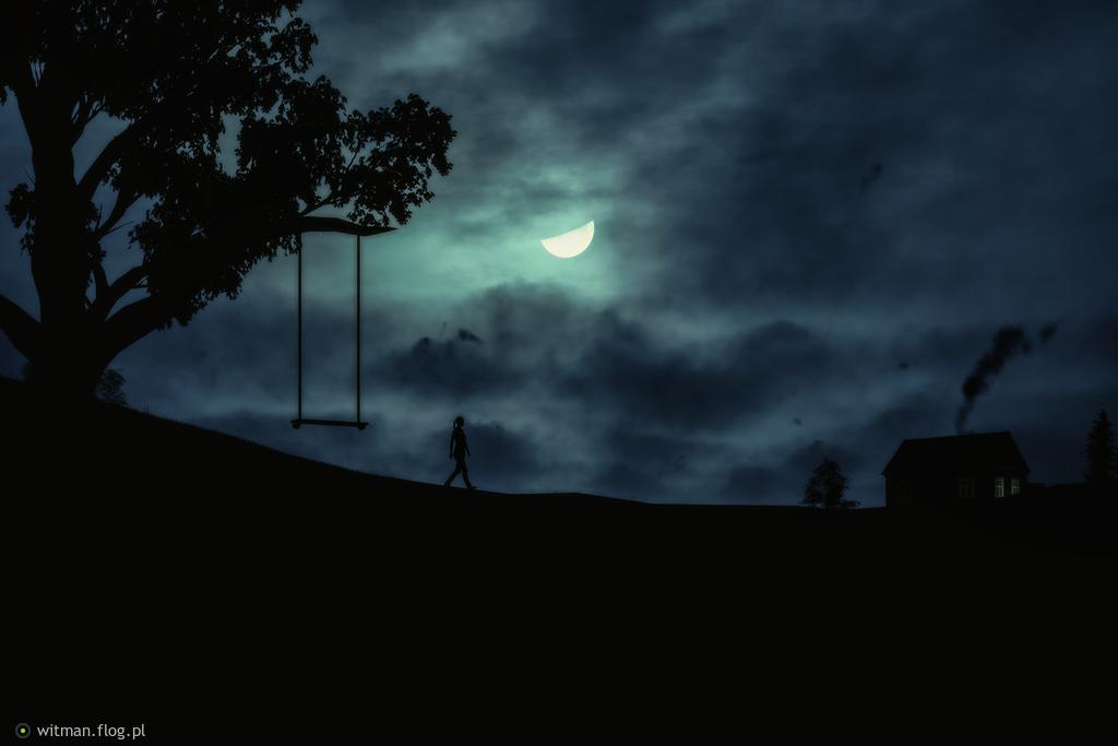 W ciemności