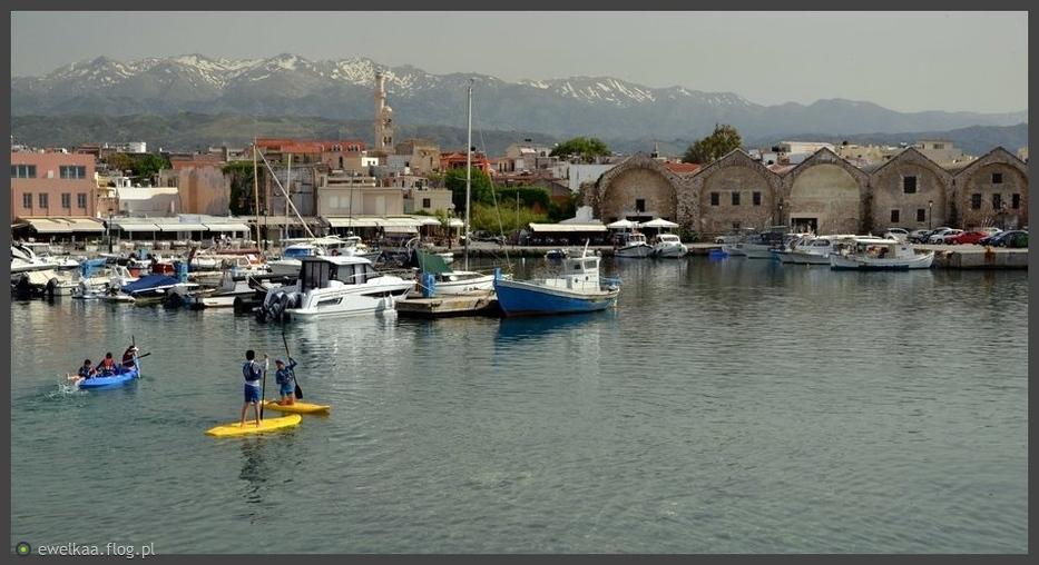 Port wenecki w Chani