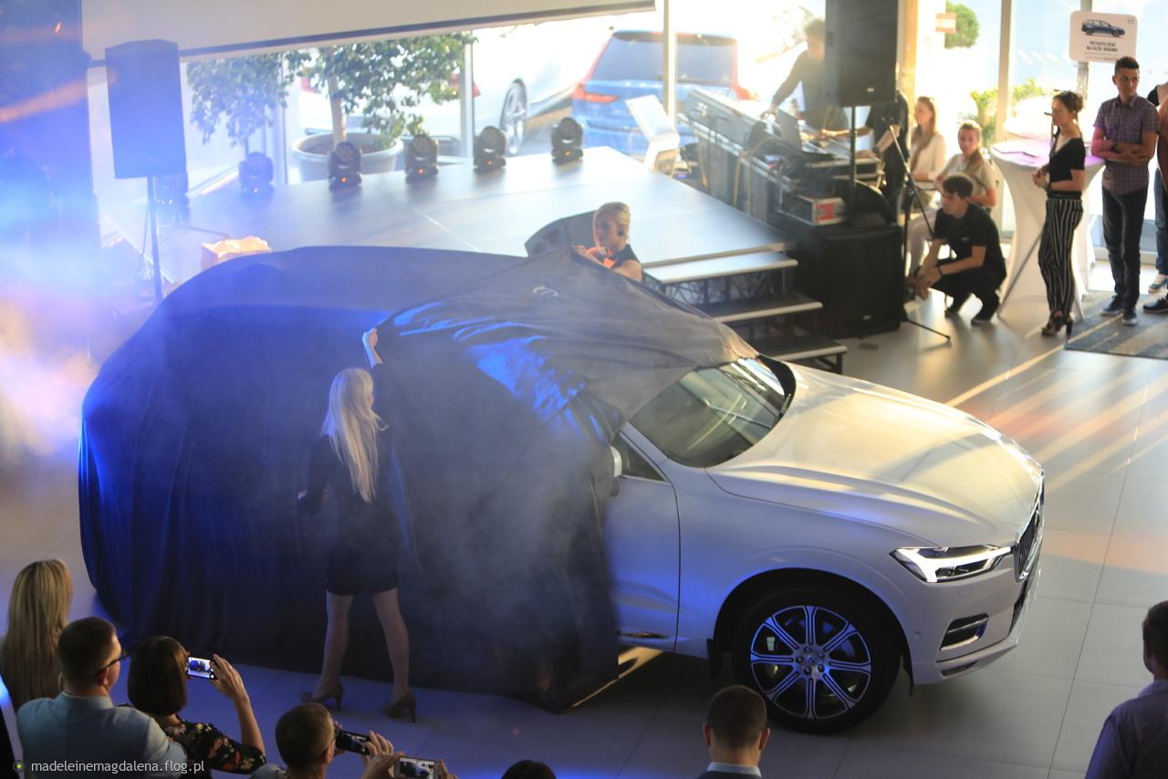 Specjalnie dla Was... prosto z premiery nowiutkie   Volvo XC 60