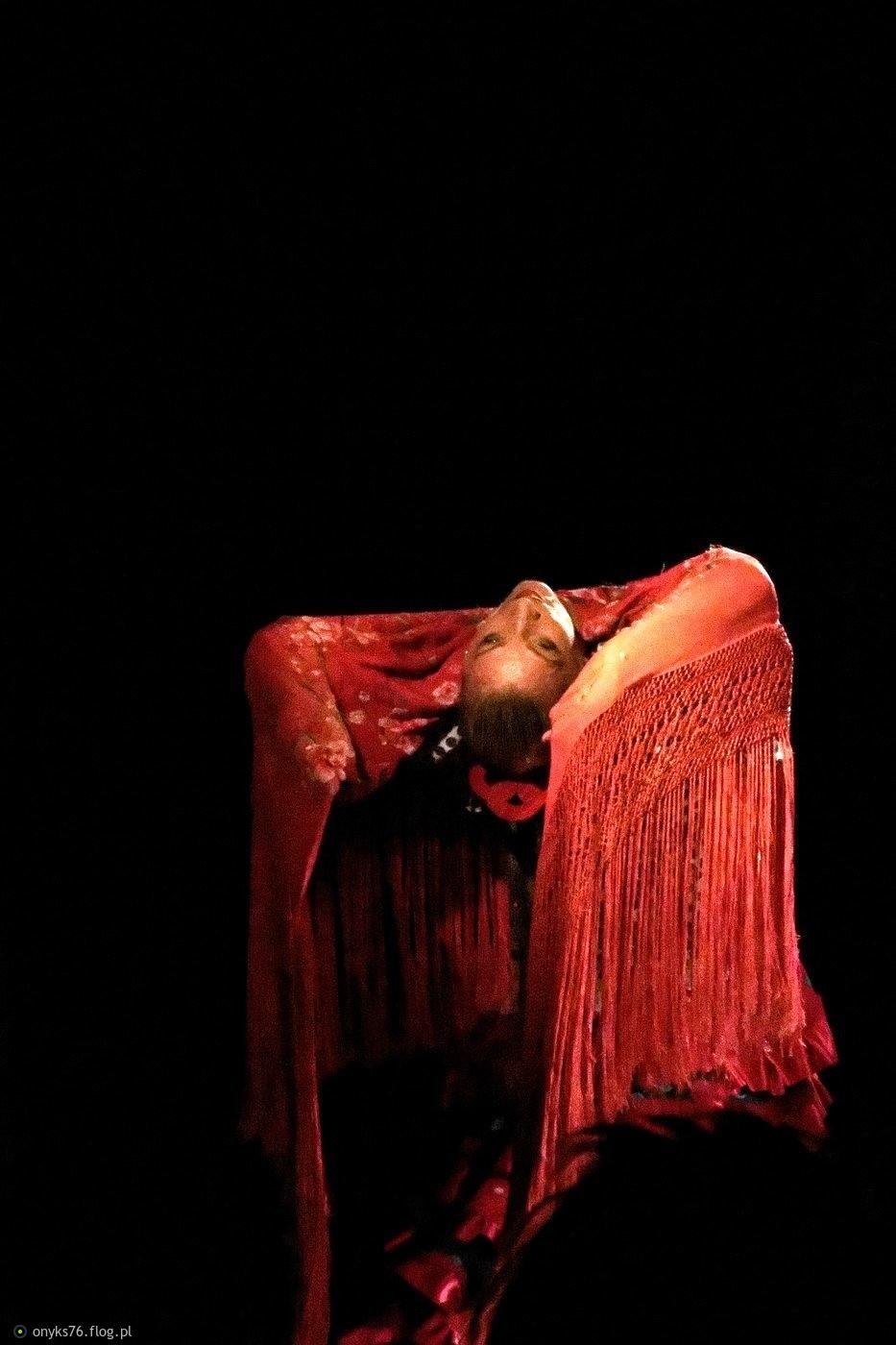 Tancerka Lola i flamenco
