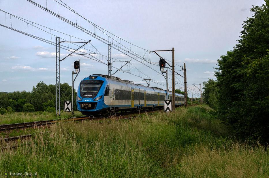 36WEa-008/009 #Koleje Śląskie