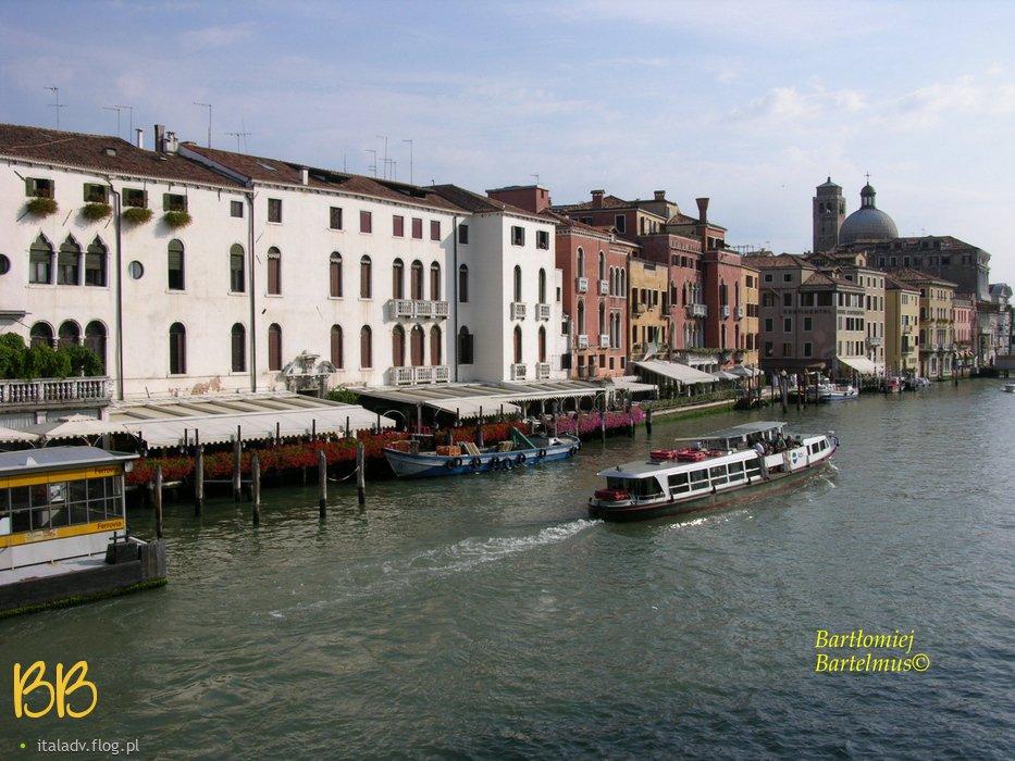 Venezia, Il giorno del mio arrivo da Vienna, 13.08.2009.