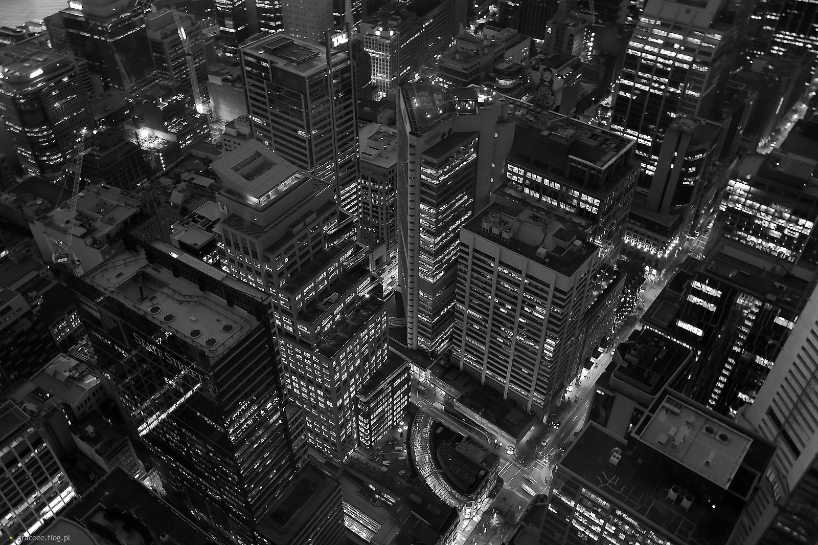 Noc w wielkim mieście