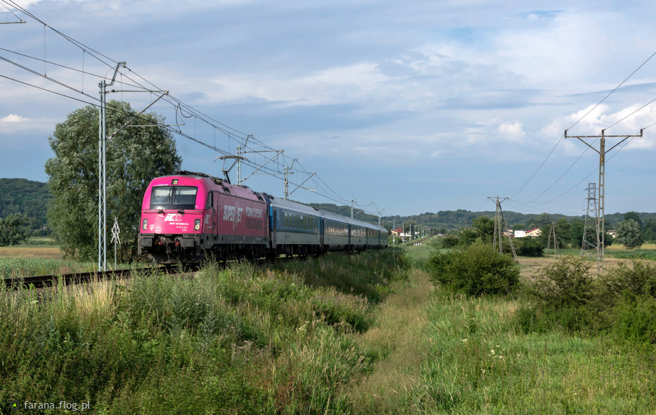 EU44-001 #PKP Intercity