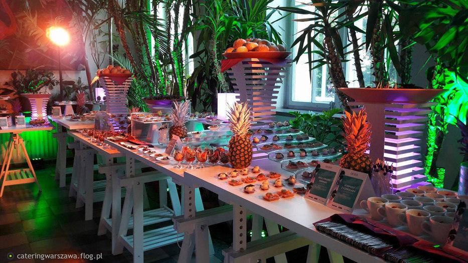 Kuchnia Hawajska Catering Gastro Team Klub Niebo Fotoblog