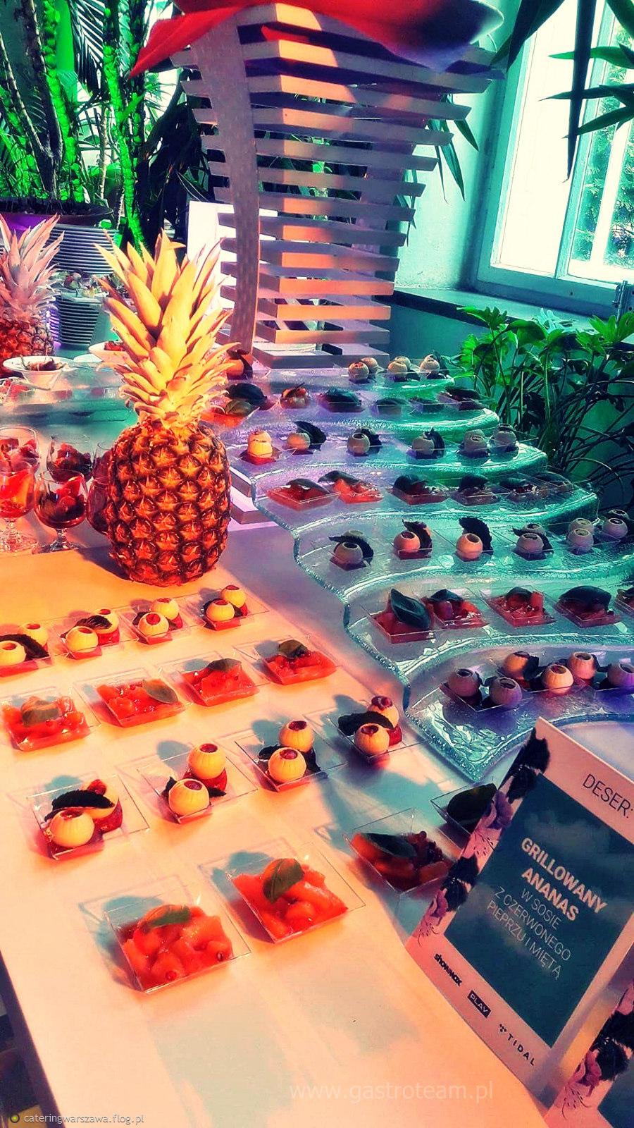 Tag Kuchnia Hawajska Archiwum Fotobloga Cateringwarszawa Flog Pl