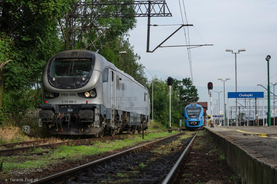 111Eb-004 #Koleje Czeskie
