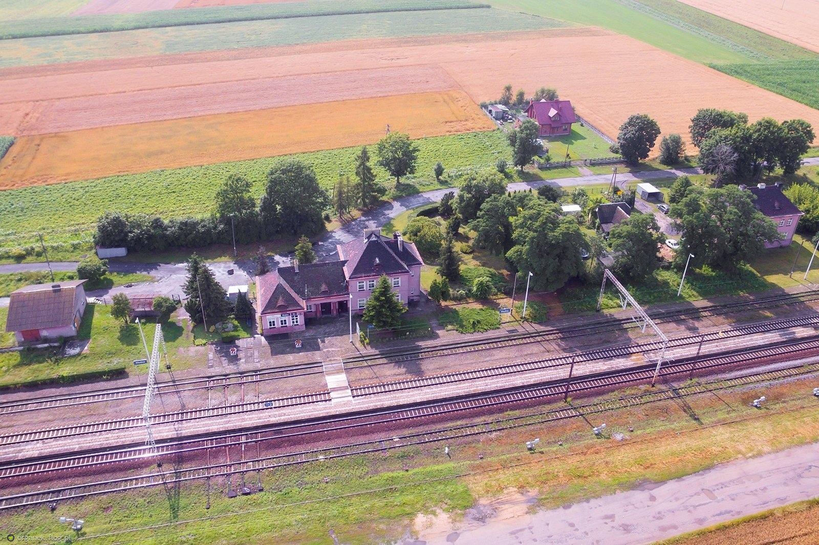 Stacja Kłudna.