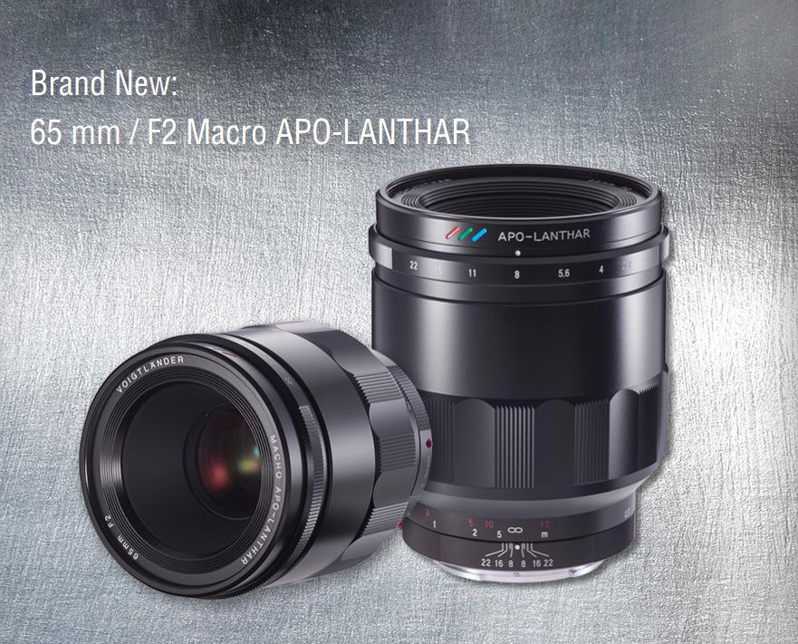 Voigtländer APO-Macro Lanthar 65mm f/2 Aspherical