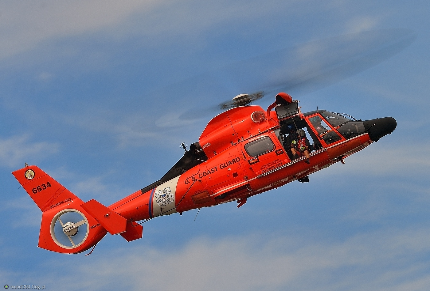 US Coast Guard - Atlantic City