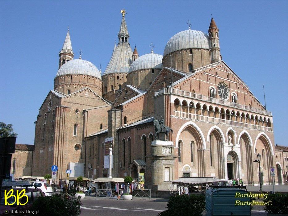 Padova, Basilica Sant'Antonio, 14.08.2009.