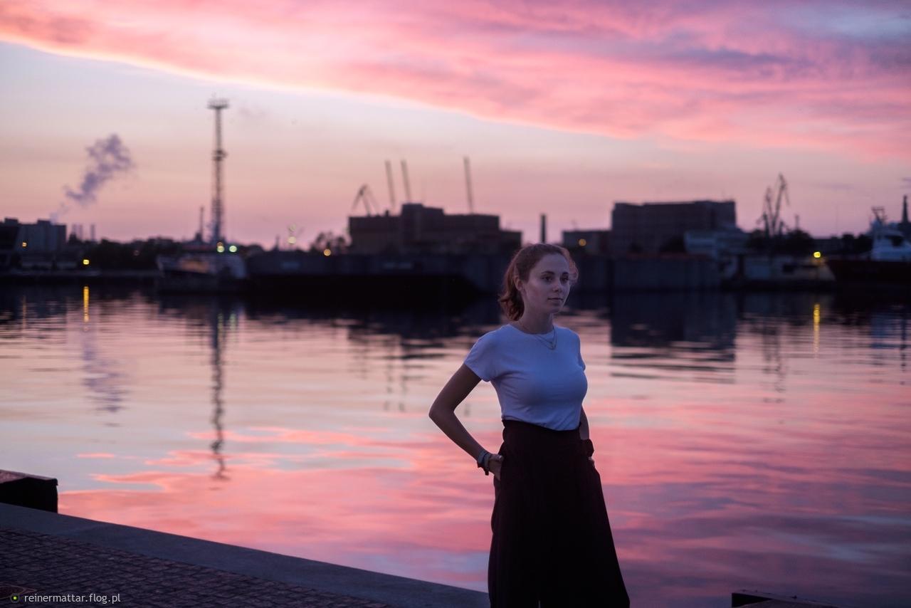 Joelle w Gdynii