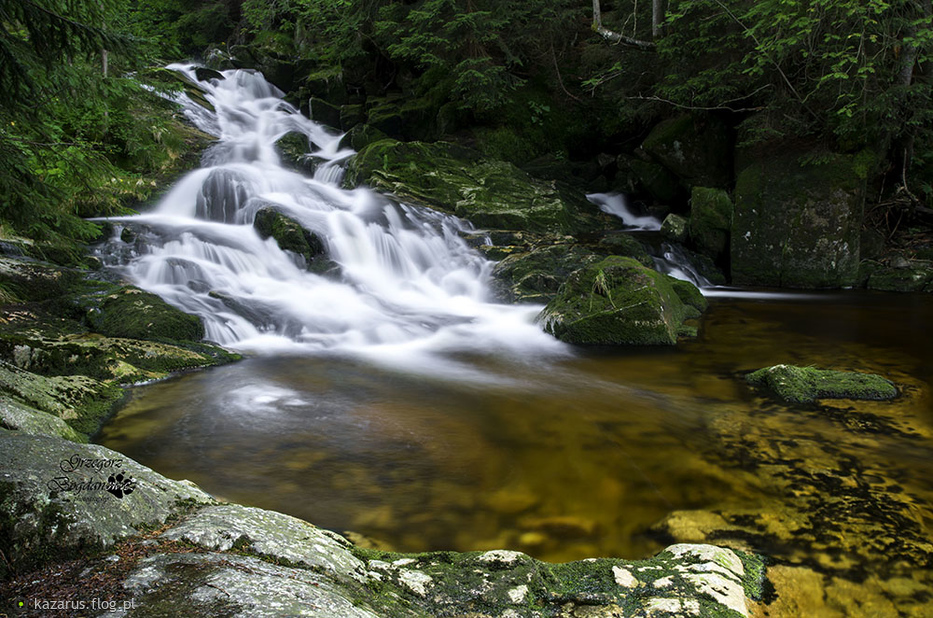 Piękno potoku
