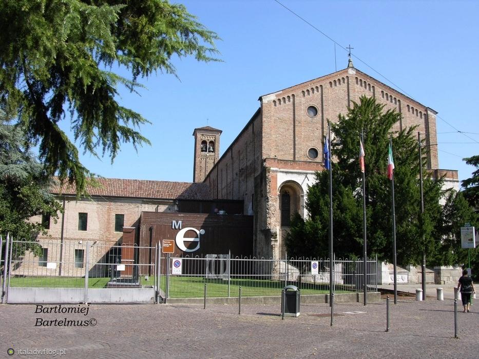 Padova, Chiesa degli Eremitani (Santi Filippo e Giacomo), 14.08.2009.