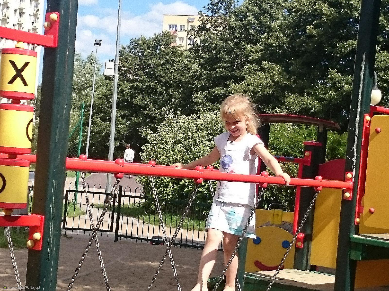 Gdynia - Angelika w Parku Kilońskim w Chyloni ☀️ 💜 ☀️ (zdjęcia z telefonu) ♪