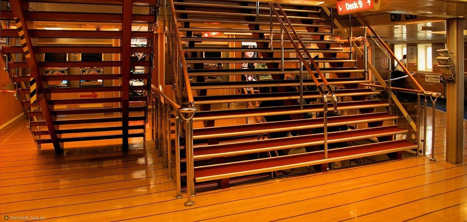 W życiu, jak to w życiu, albo schody, albo pod górkę...