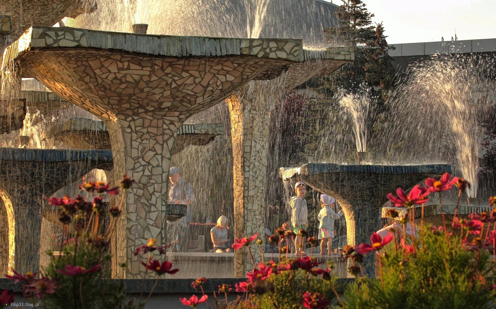 Opowieści spod fontanny ciąg dalszy :)