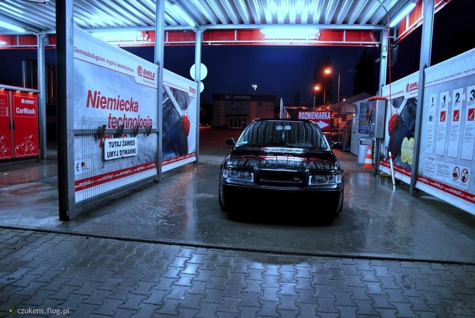 Octavia vrs in night