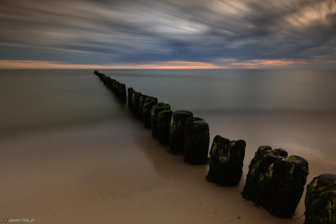 Popaprany horyzont... :)