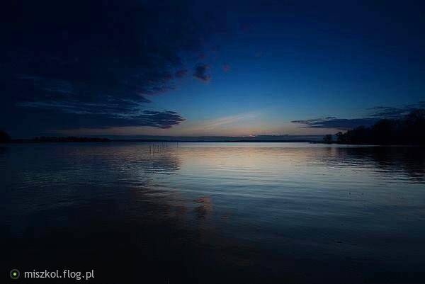 jezioro Niegocin .
