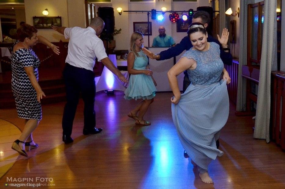 Tanecznym krokiem w nowy rozdział życia ;)