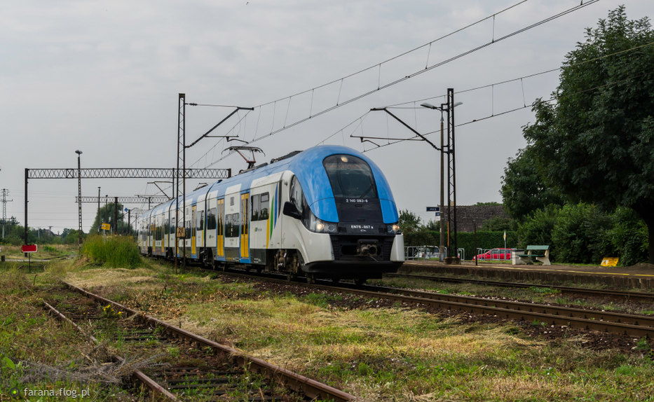 EN76-007 #Koleje Śląskie