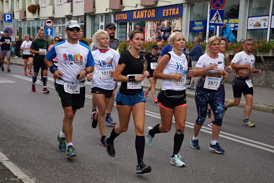 Piła - Półmaraton Philipsa