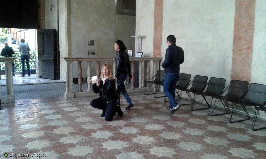 Pałac w Trydencie.