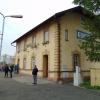 Dworzec kolejowy w Bieczu ::