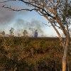 Pożar w buszu w Północnym<br /> Terytorium Australii.