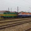 131-017-6 & 183-020-7 :: 131-017-6 & 183-020-7 oczekują na służbę na stacji w Nowym Sączu.