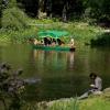 Nad wodą wielką i czystą. :: Nad wodą wielką i czystą <br />   Stały rzędami opoki,  <br />          I woda tonią pr<br />zejrzystą      Odb