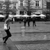 Kraków street photo... te<br />n moment