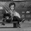 Kraków street photo... Pa<br />n Tadeusz księga ???