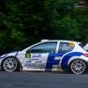 Rajd Bohemia 2016 :: Peugeot 206 WRC, Vojtech/<br />Ernst