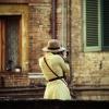 żółta sukienka :: Siena, czerwiec 2017