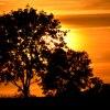 wczorajszy zachód słońca