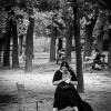 Czarna suknia w Paryżu :: Za kilka tygodni moja wys<br />tawa w Warszawie. Od kilk<br />u dni dobieram zdjęcia - <br />to naprawdę niełatwe.