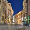 Nocne wędrowanie po krako<br />wskich starych uliczkach