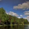 Jezioro Duk na trasie Mał<br />ego Kanału Brdy... ::