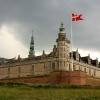 Zamek Hamleta w Helsingör<br /> i okolica