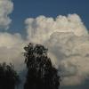 śmietanowe niebo :) ::