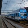 971 080-7 :: Słonisko, jako pociąg CD <br />linii S2, relacji Svinov <br />Ostrava zatrzymał się w p<br />eronach Bohumina.   0