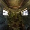 Głogówek - pałac 03 :: Przestrzenią ducha, gdzie<br /> może on rozwinąć skrzydł<br />a, jest cisza.           <br />