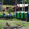 kolejka na stacji Korenov<br />  ::