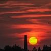 Słonko wstało z Bieszczad<br /> zawołało,chałupy i widok<br />i najpiękniejsze to tu.:)<br />)Pozdrawiam słonecznie i <br />gorąco 20,6 C.:))Radosneg<br />o dnia,smaczności full.:)<br />))